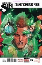 AVENGERS #32 ORIGINAL SIN TIE IN 5000 YEARS INTO THE FUTURE ROGUE PLANET REDUX 1