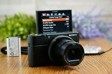 Sony Cyber-shot DSC-RX100 VA (DSC-RX100M5A) CMOS Digital Camera - Black