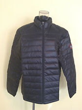 NWT! Monkey Sport 'Goosed' Navy Down Puffer Jacket~Men's Lg~In Package!