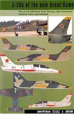 Linden Hill Decals 1/72 AERO L-39 ALBATROSS IN INTERNATIONAL SERVICE