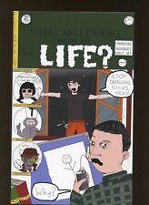 What Am I Doing with My Life? 2 * 1 Book Lot * Underground Anthology! Punks!