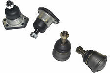 Suspension Ball Joint Set of 4 Lower Upper For 1991-2003 Gmc Sonoma RWD
