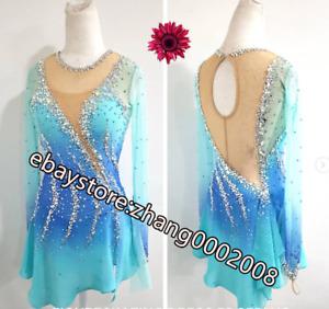 Ice Figure Skating Dress/Twirling Tap Dance Leotard/Competition Dress