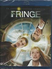 Fringe. Stagione 3 (2011) 4 Blu Ray