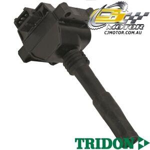 TRIDON IGNITION COILx1 FOR Alfa Romeo 166 05/01 01/09 V6 3.0L
