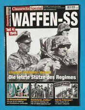 Clausewitz Spezial 31 Waffen-SS Teil 4  1945 ungelesen 1A abs. TOP