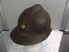 2)Frankreich militaire francais Adrian-Helm WW II casque regis ultima Infanterie