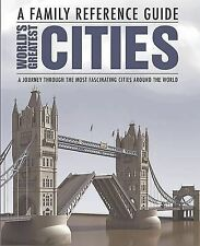 World's Greatest Cities by Parragon Book Service Ltd Family Reference