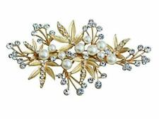 Hair Accessories Golden Color Copper Base Hair Pin for Women