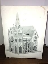 """Department 56 """"All Saints Corner Church� Christmas In City New In Box Ships Free"""