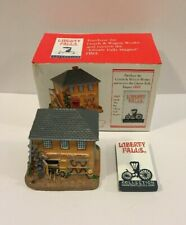 Liberty Falls Coach & Wagon Works w/Liberty Falls Magnet, Ah231 (2001)
