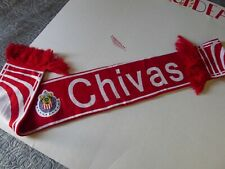 NEW BUFANDA SCARF CHIVAS GUADALAJARA  CHIVAS CAMPEONATOS
