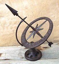 reloj de sol , astrolabio, estrella