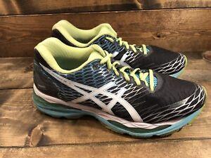 Asics Gel Nimbus 18 Women's Size 10 Athletic Running Shoes T651N(D) Wide