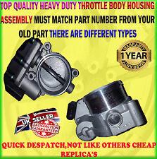 FOR VW TOUAREG AUDI A6 A8 Q7 V6 2.7 3.0 5PIN AIR SUPPLY THROTTLE BODY 059145950A