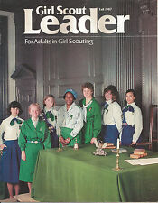 Girl Scout Leader Magazine - Fall 1987