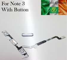 For Samsung Galaxy Note 3 Home Button Keypad Sensor Flex Cable Replacement White