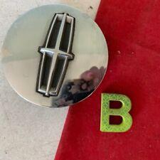 """#B 1)  09-16 MKS MKT Lincoln Wheel Center  Cap Chrome 8A53-1A096-AB 2-5/8"""""""