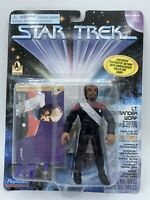 Playmates: Star Trek DS9 WORF Action Figure New