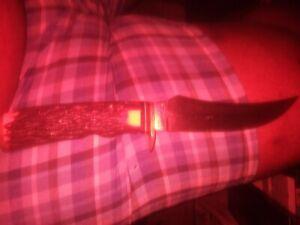 schrade 498 knife