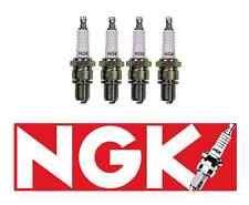 4 NGK CR9EH-9 SPARK PLUGS HONDA CBR1100XX CBR 1100 1100XX BLACKBIRD 1997-2000 OE