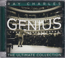 Ray Charles - Genius: The Ultimate Collection - NEW & SEALED