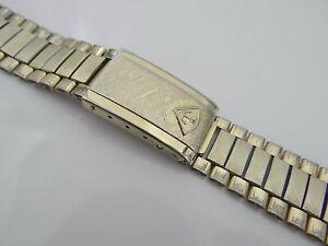 Vintage RW Rodi & Wienenberger Double-Herrenuhren Armband(Anker Symbol)