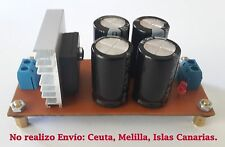 Rectificador Filtro,KBU 1010. AC.- DC.,50V. 10A. Power Supply Module.