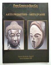 ART PRIMITIF AFRICAIN & OCEANIEN - CATALOGUE VENTE CORNETTE 3 DECEMBRE 1998