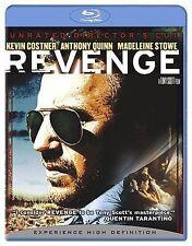 Revenge (Blu-ray Disc, 2007, Directors Cut)