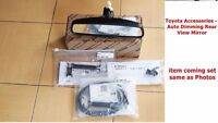 Toyota Accessories - Auto Dimming Rear View Mirror PZ058-12002