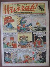 HURRAH !  avant-guerre  n° 297