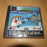 Dexter's Laboratory: Mandark's Lab ps1 pal version