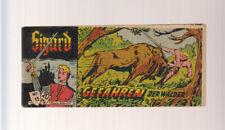 Sigurd Piccolo 0,20 Serie Nr. 13 (2-) Original Walter Lehning Verlag Wäscher