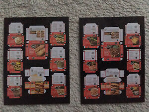 Farrow Industries Stouffers Meals Cards