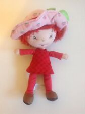 "Strawberry Shortcake Berry Best Friends 10"" Soft Doll"