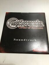 Castlevania: Order of Ecclesia  (Nintendo DS, 2008) Soundtrack Only - No Game
