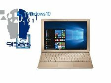 "Samsung Galaxy TabPro S 12"" 2 in 1 Tab Windows 10 8GB RAM 256GB SSD Gold US Ship"