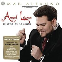 Historias de Amor * by Angel Lopez (CD, Feb-2010, Sony Music Distribution (USA))