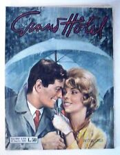 """ANNI 60 RIVISTA """"GRAND HOTEL"""" PICCOLO CIELO - 27 APRILE 1963   N.50"""