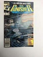 Punisher (1985) # 1 (NM) | Newsstand Edition | Signed By Mike Zeck !
