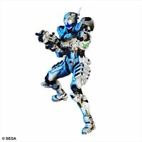 VANQUISH PLAY ARTS Kai Sam Gideon PVC painted action Figure Japan NEW