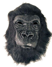 PROFESSIONAL GORILLA MASK monkey costume mascot ape dressup masks #56 face apes