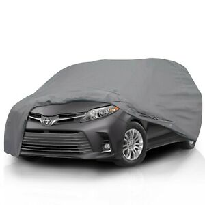 [CSC] All Weather Waterproof Full Car Cover for Toyota Sienna Minivan 1998-2022
