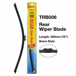 Tridon Rear Wiper Blade for BMW X5 E53 3.0d 3.0i 4.4i 4.6is 4.8is 2000-2006 AWD