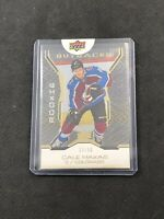 2019-20 UPPER DECK BUYBACKS CALE MAKAR ROOKIE GOLD #ed 17/50