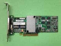 IBM 46M0851 SERVERAID IBM M5015 6GB 512MB SAS PCIE RAID CONTROLLER