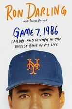 Game 7, 1986 - Failure and Triumph in the Biggest Game of My Life