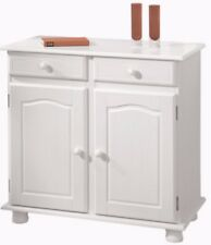 S195699 Links Credenza a 2 ante Bianco