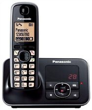 Panasonic Grey Cordless Home Phones & Handsets